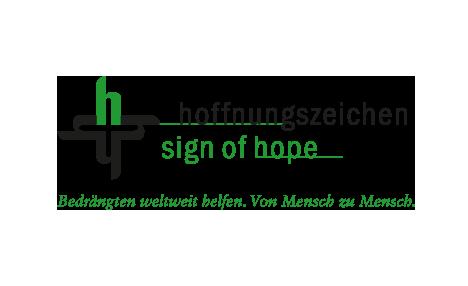 Logo von Hoffnungszeichen | Sign of Hope e.V.