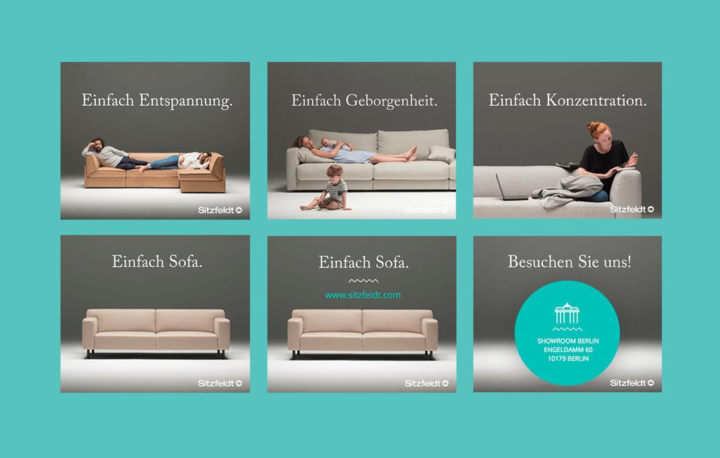 Online-Marketing und Social Media Unterstützung für Sitzfeldt