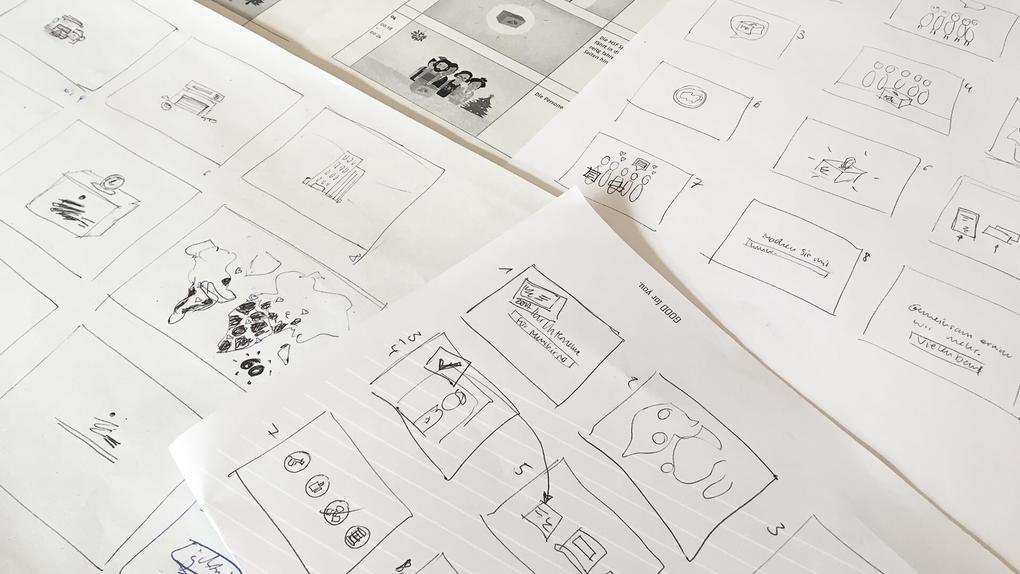 Projektaufbereitung für die Spenden-Animationen für Ärzte ohne Grenzen