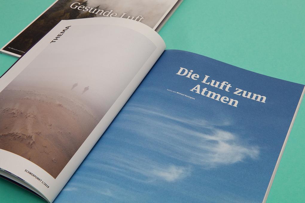 Umweltbundesamt Schwerpunkt Magazin Gesunde Luft