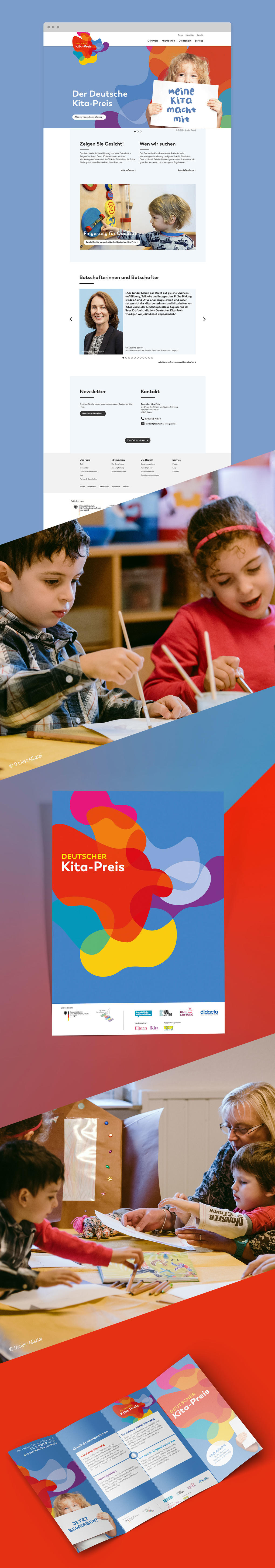Projektaufbereitung für den Deutschen Kita-Preis