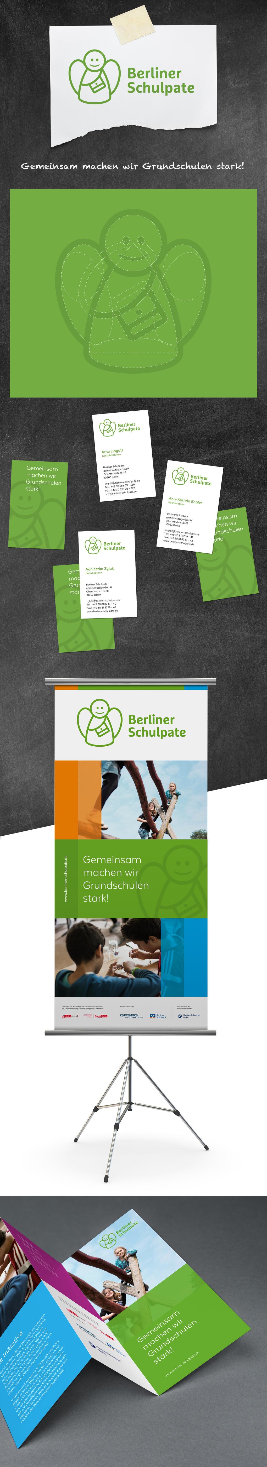 """Projektreferenz für die Initiative """"Berliner Schulpate"""""""