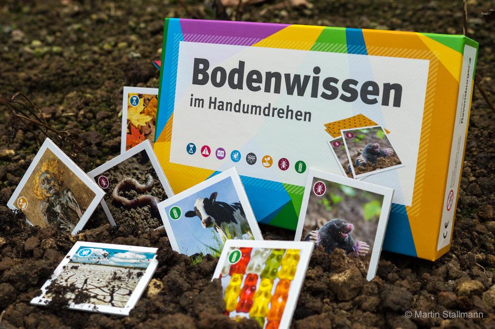 Bodenwissen im Handumdrehen – mit dem Memory-Spiel des Umweltbundesamtes (c) Martin Stallmann